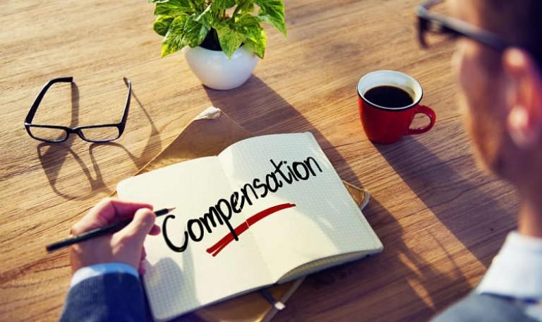 Compensation: Sự bồi thường (Nguồn: Internet)