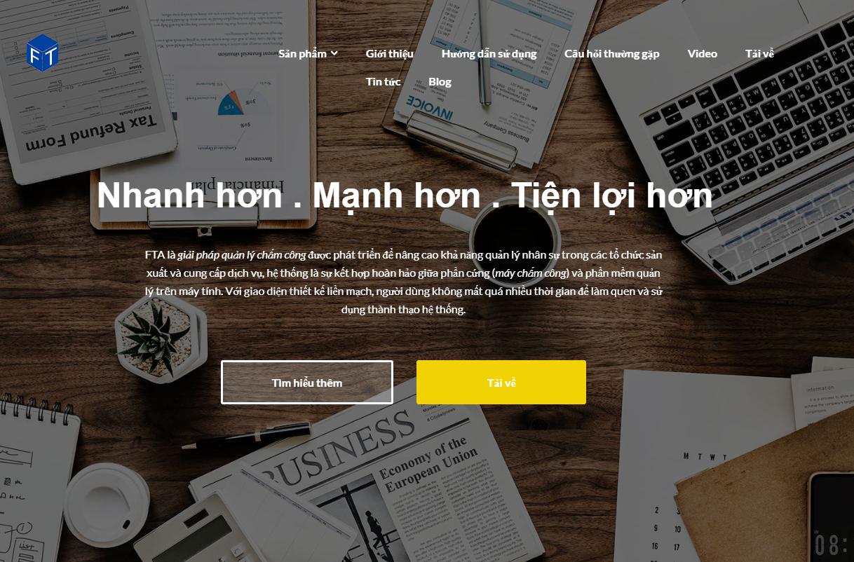 7 phần mềm chấm công miễn phí và hàng đầu Việt Nam