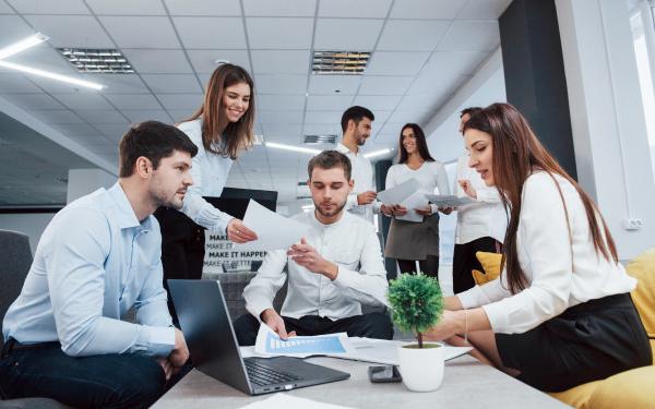 Giao tiếp được xem là một cách quản lý nhân viên hiệu quả