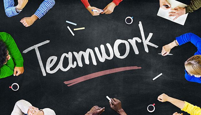 cách làm việc nhóm hiệu quả
