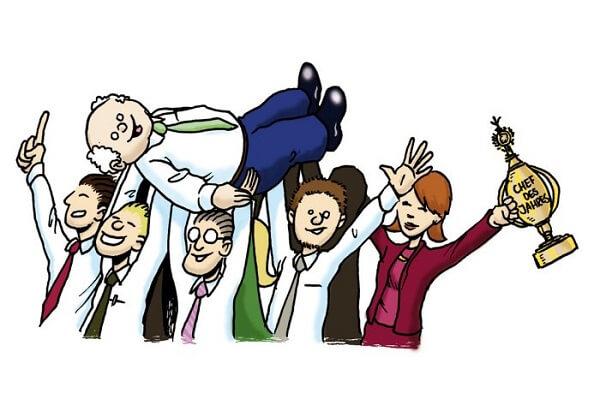 Chế độ phúc lợi thể hiện sự quan tâm của lãnh đạo với nhân viên