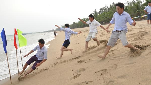 Trò chơi Team building lý thú đầy hấp dẫn cho doanh nghiệp Phần 3 – Du Lịch  Sóc Sơn